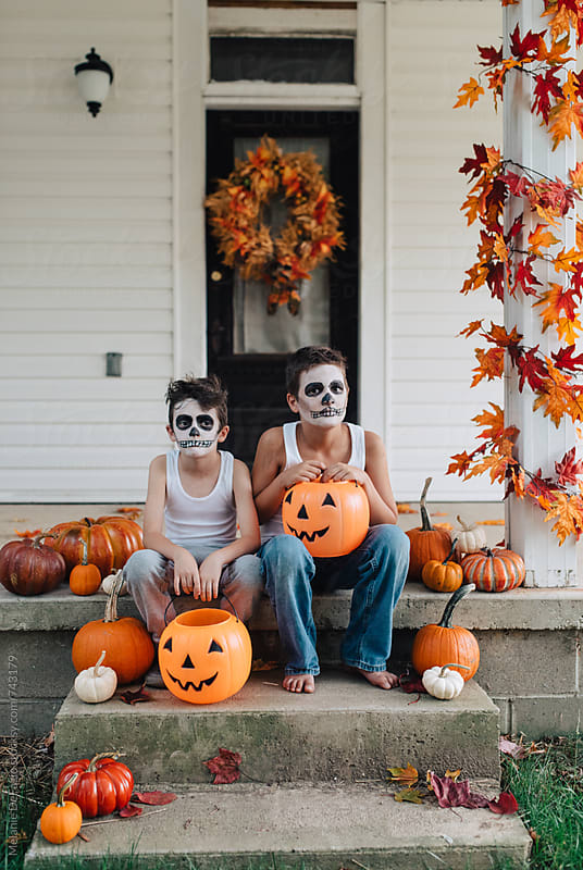 Halloween by Melanie DeFazio for Stocksy United