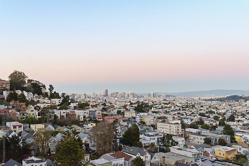 San Francisco by Preappy for Stocksy United