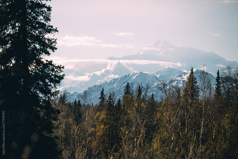 Denali South 2 by Jake Elko for Stocksy United