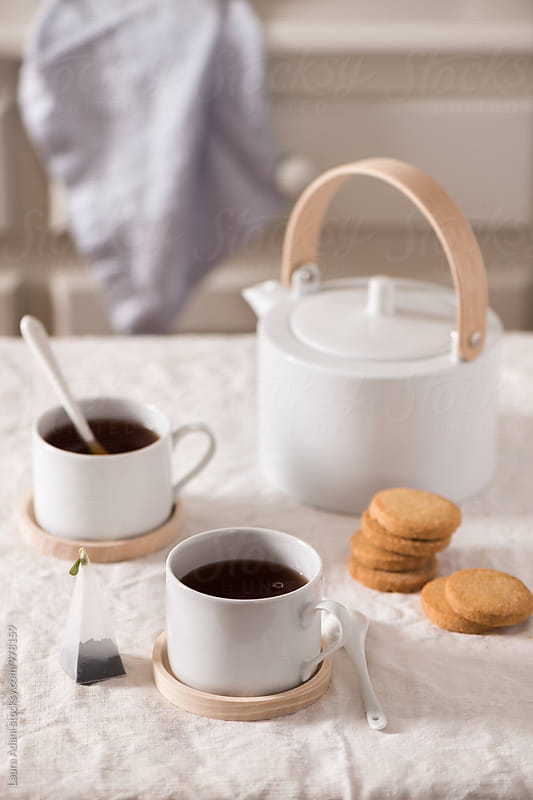 Tea time by Laura Adani for Stocksy United