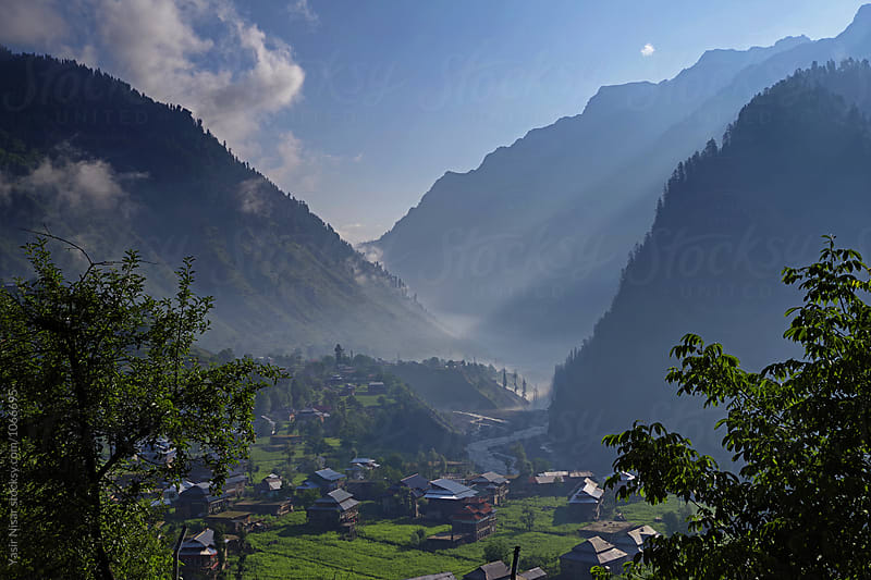 Kel, Neelum Valley, Kashmir by Yasir Nisar for Stocksy United