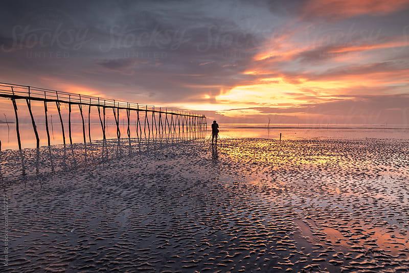 Sunrise by Kien Bo for Stocksy United