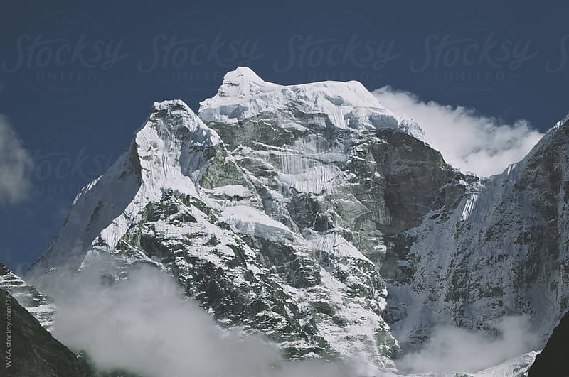 Mount Everest by WAA for Stocksy United