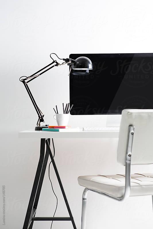 Modern Desk by Lumina for Stocksy United