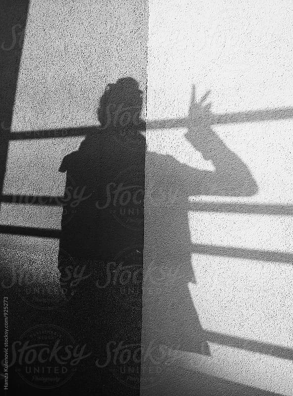 Shadows on the wall by Hamza Kulenović for Stocksy United