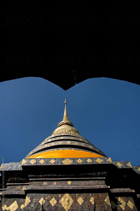 Buddha by Chalit Saphaphak for Stocksy United