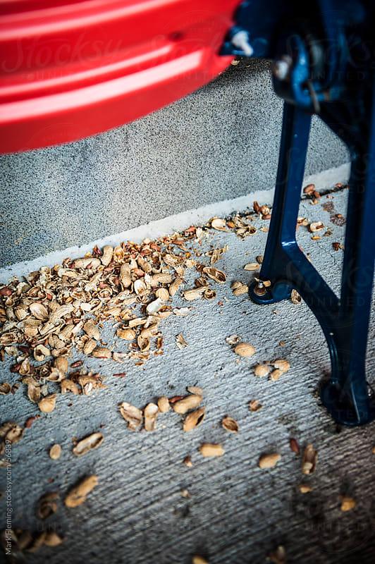 Peanut Shells by Mark Fleming for Stocksy United
