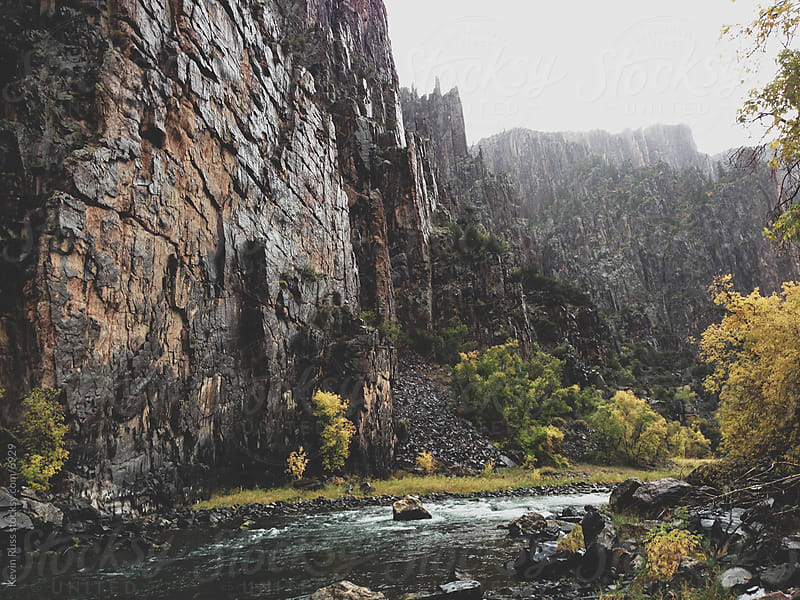 Gunnison River by Kevin Russ for Stocksy United