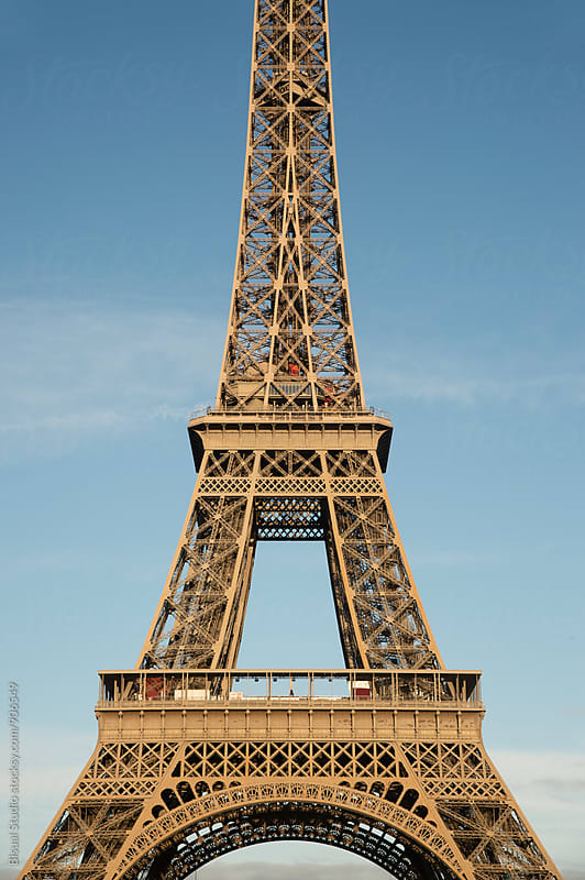 Views of Eiffel Tower by Bisual Studio for Stocksy United