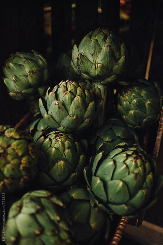 Artichokes by Kitty Gallannaugh for Stocksy United