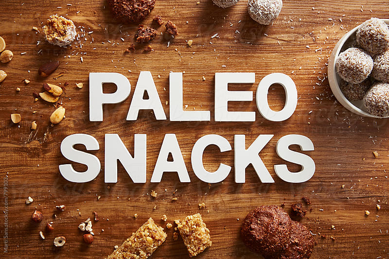 Paleo snacks by Martí Sans for Stocksy United