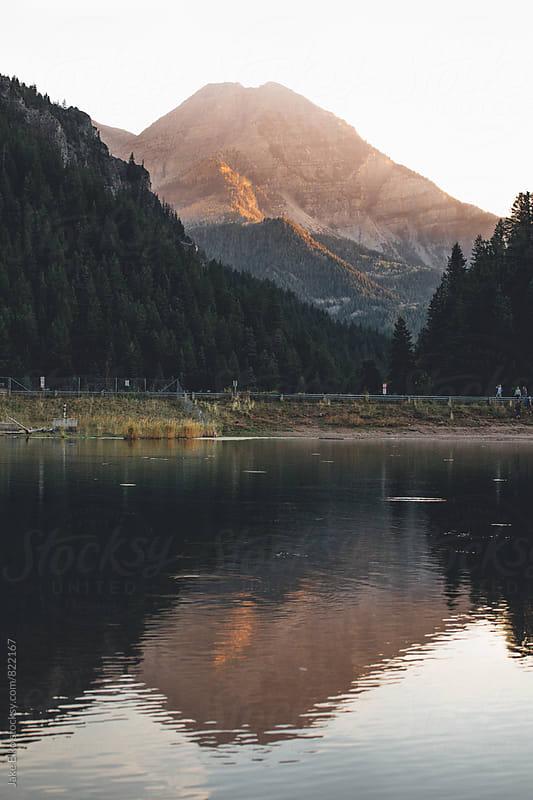 Salt Lake City Adventures In Utah In October by Jake Elko for Stocksy United