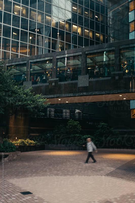 Busy Pedestrian in Hong Kong by Nemanja Glumac for Stocksy United