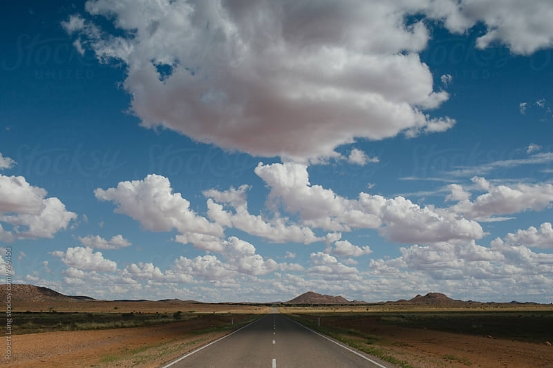 Outback Central Australia by Robert Lang for Stocksy United