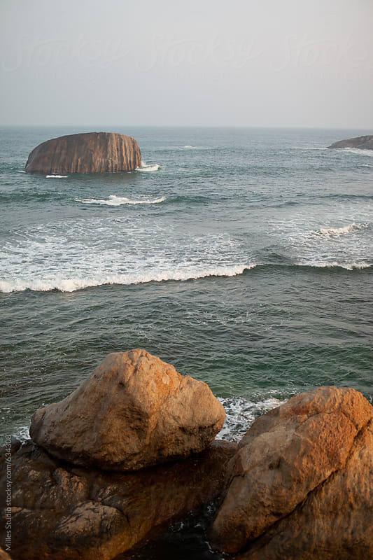 Beautiful ocean scenery by Milles Studio for Stocksy United