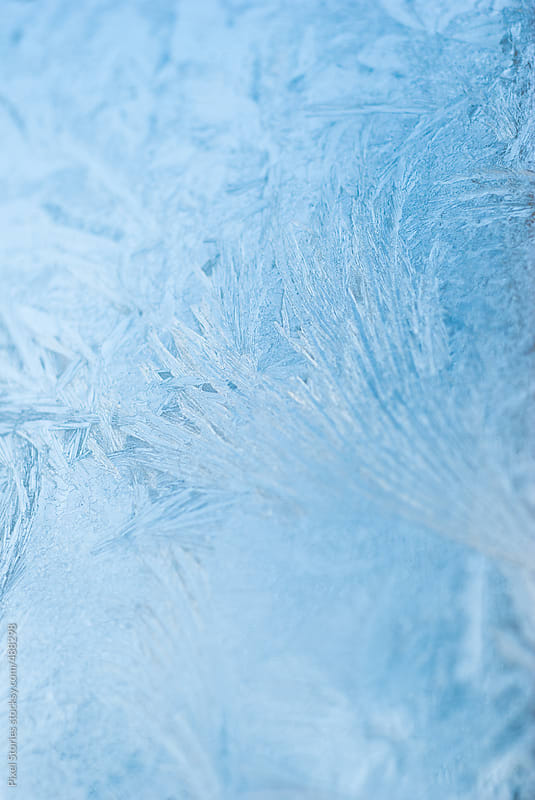 Frozen glass by Pixel Stories for Stocksy United