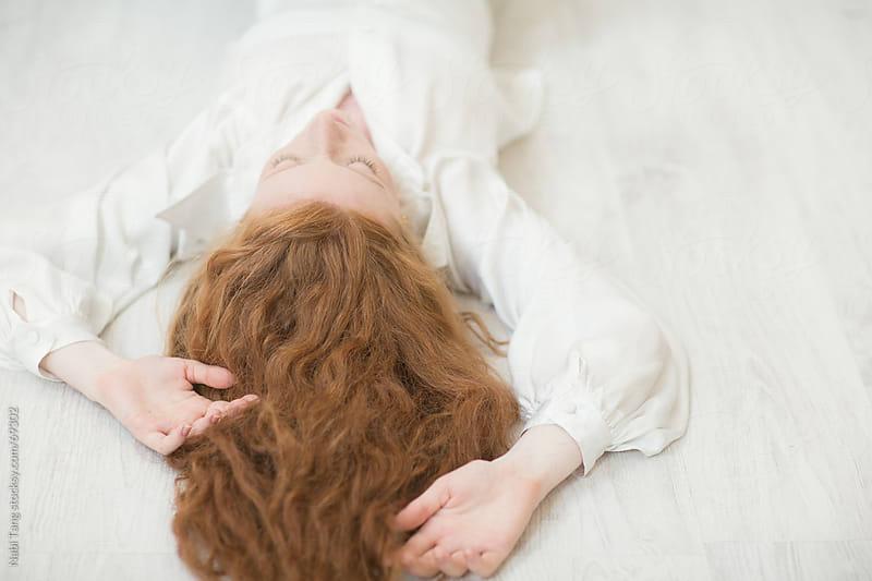 Sleeping Beauty by Nabi Tang for Stocksy United