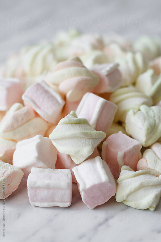 Marshmallows by Dobránska Renáta for Stocksy United
