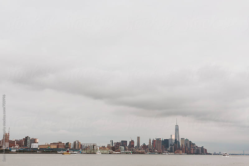 new york landscape by Sam Hurd Photography for Stocksy United