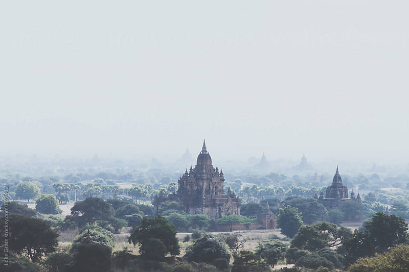 Old Bagan by Luke Gram for Stocksy United