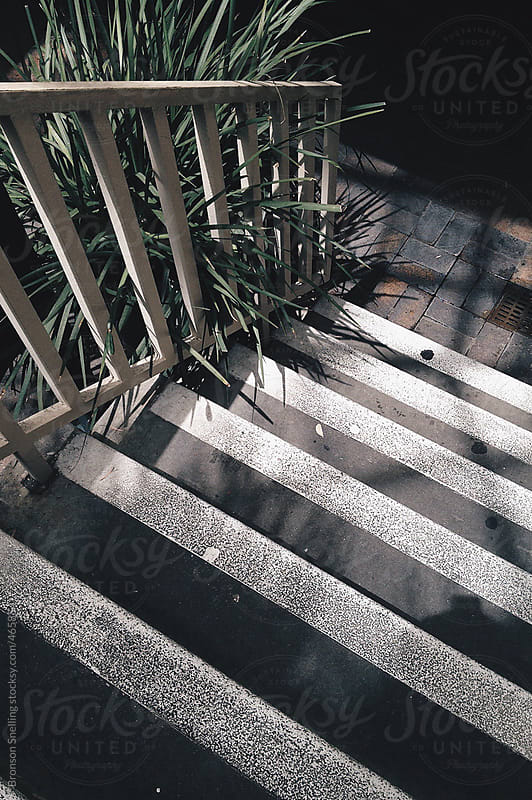 Tropical Staircase by Bronson Snelling for Stocksy United