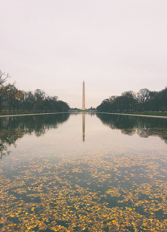 Washington Monument by Ryan Matthew Smith for Stocksy United