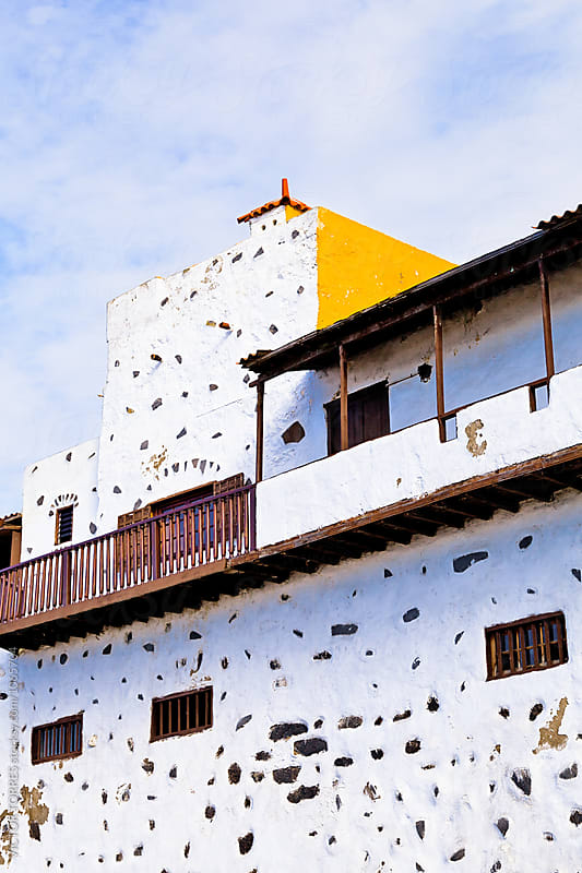 Traditional Canarian Architecture