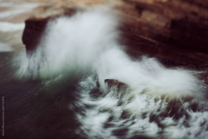 Crashing Wave by Kevin Russ for Stocksy United