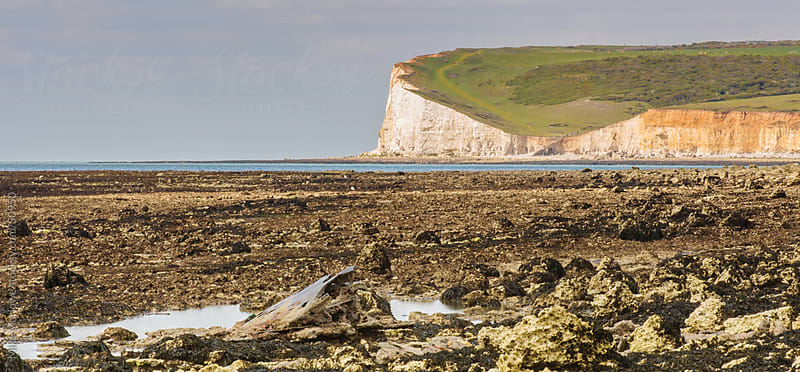 Birling gap in Southern England. by Mike Marlowe for Stocksy United