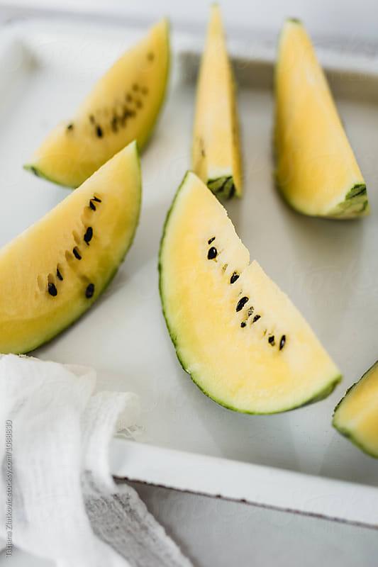 Watermelon by Tatjana Ristanic for Stocksy United