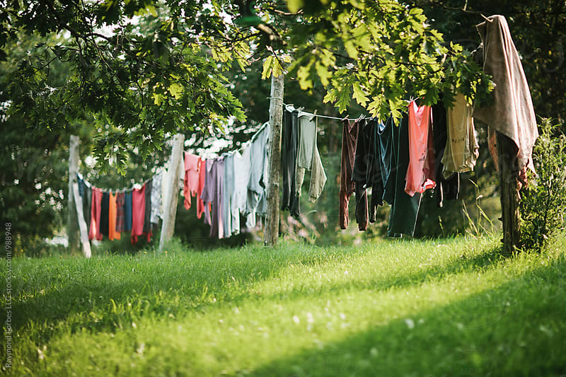 Summer Laundry by Raymond Forbes LLC for Stocksy United