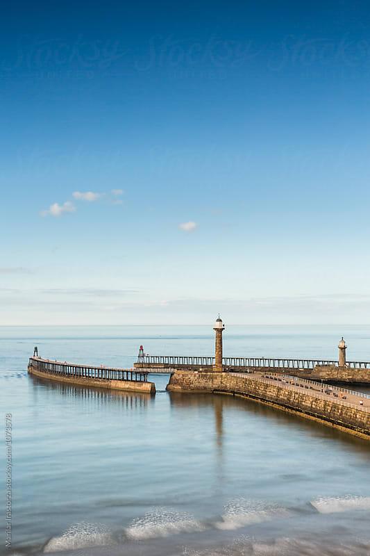 West Pier, Whitby by Marilar Irastorza for Stocksy United