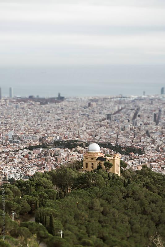 Detail of Barcelona city by Javier Pardina for Stocksy United