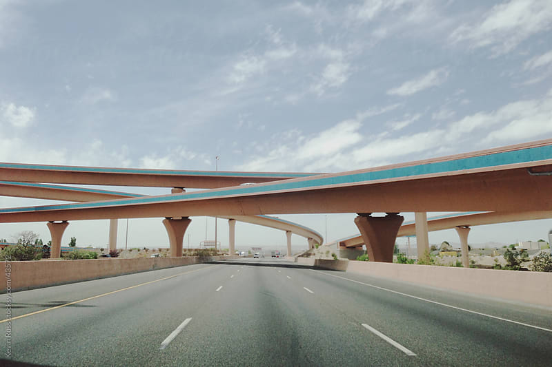 Freeways by Kevin Russ for Stocksy United