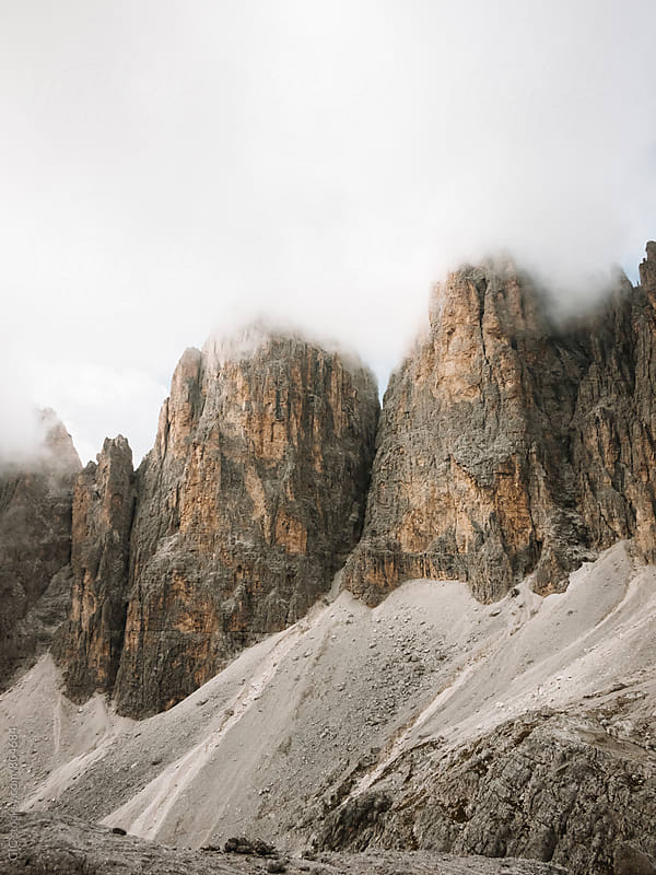 Dolomites by Simone Becchetti for Stocksy United