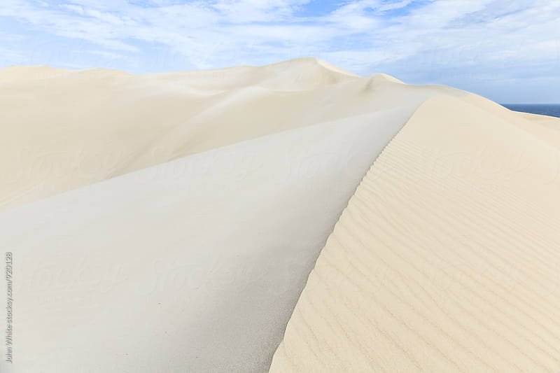 Sand Dune. by John White for Stocksy United