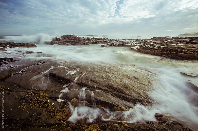 Waves Crashing by Matiash, Inc. for Stocksy United