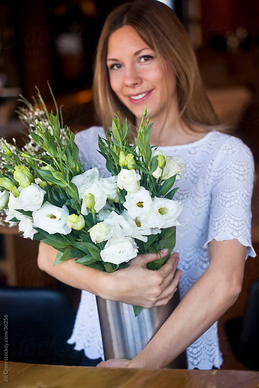 Fresh Flowers by Jill Chen for Stocksy United