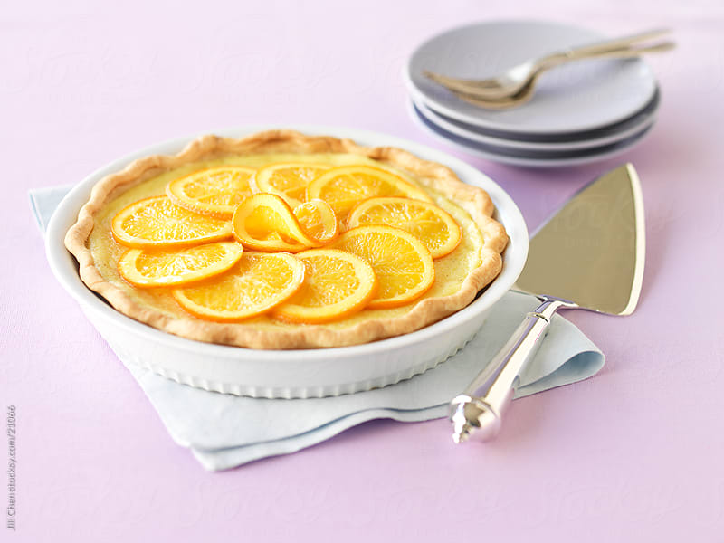 Spring Dessert by Jill Chen for Stocksy United