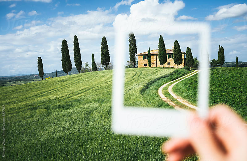 Postcard from Tuscany, Italy by GIC for Stocksy United