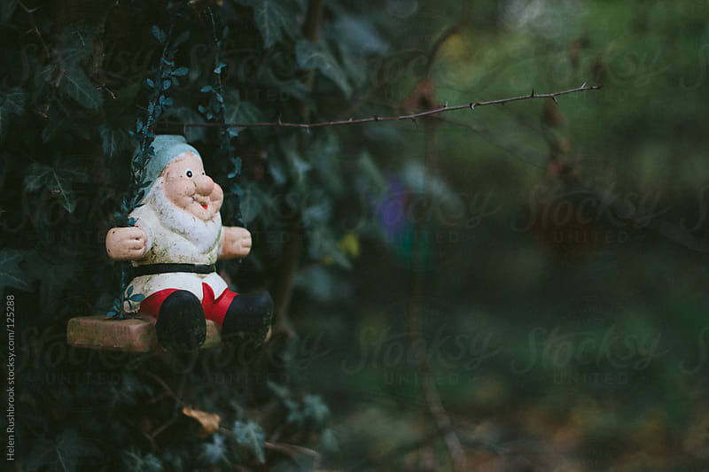 Gnome by Helen Rushbrook for Stocksy United