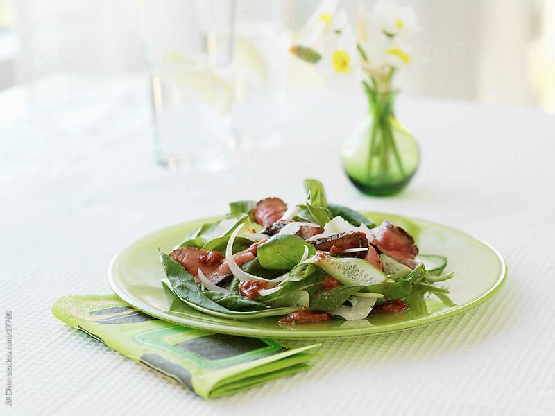 Arugula Salad by Jill Chen for Stocksy United