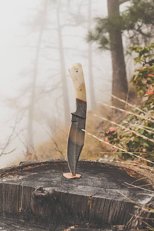Knife by Luke Gram for Stocksy United