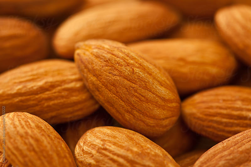 Almonds by Goldmund Lukic for Stocksy United