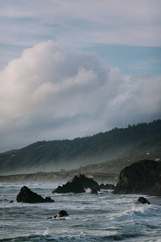 California Coast. by Nirav Patel for Stocksy United