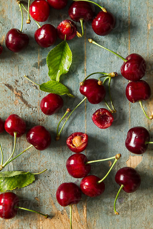 Cherries  by Török-Bognár Renáta for Stocksy United