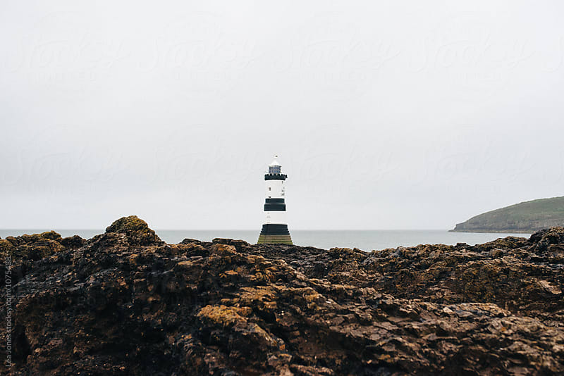 lighthouse  by Léa Jones for Stocksy United