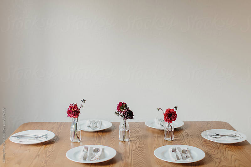Waiting for Dinner by Sidney Morgan for Stocksy United