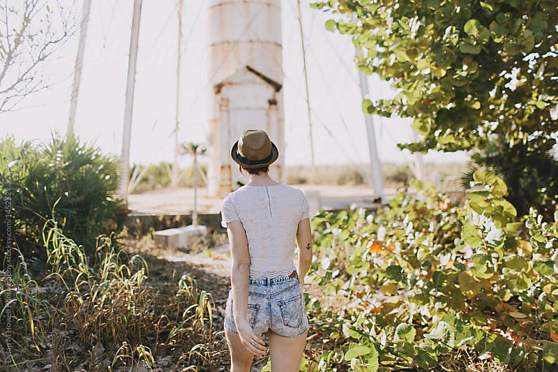 Young and Free by Dylan M Howell Photography for Stocksy United