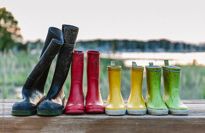 Chesapeake Bay Boots by Raymond Forbes LLC for Stocksy United